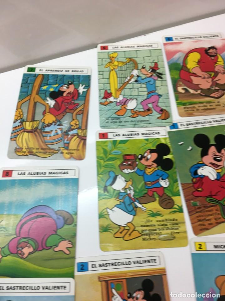 Barajas de cartas: Juego antiguo de cartas,Baraja de Mickey Mouse heraclio, baraja, baraja infantil, - Foto 5 - 184744391
