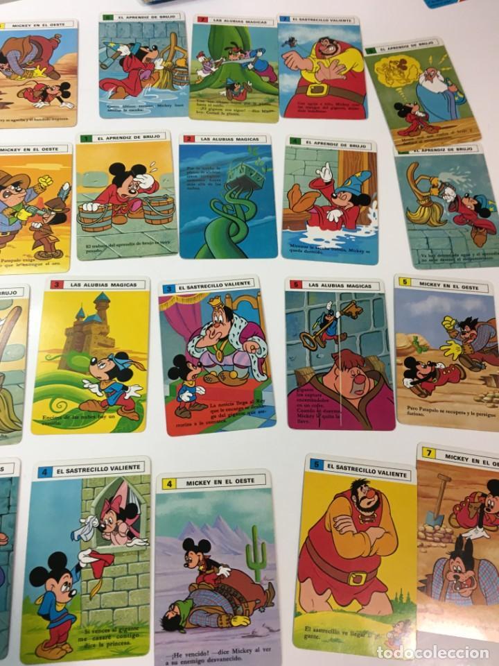 Barajas de cartas: Juego antiguo de cartas,Baraja de Mickey Mouse heraclio, baraja, baraja infantil, - Foto 7 - 184744391