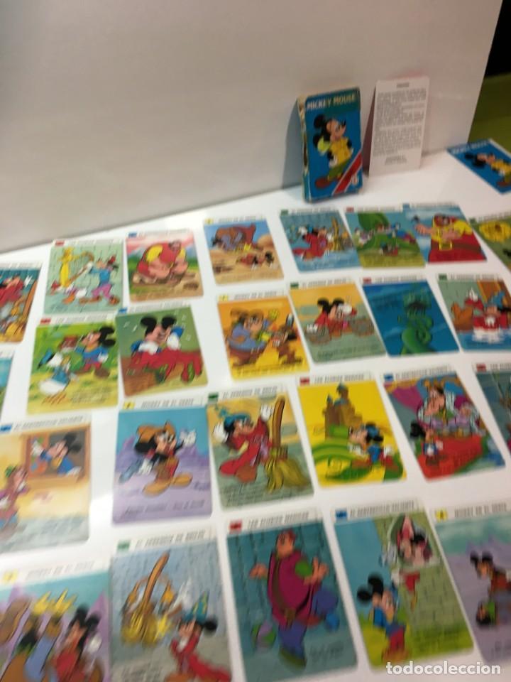 Barajas de cartas: Juego antiguo de cartas,Baraja de Mickey Mouse heraclio, baraja, baraja infantil, - Foto 8 - 184744391