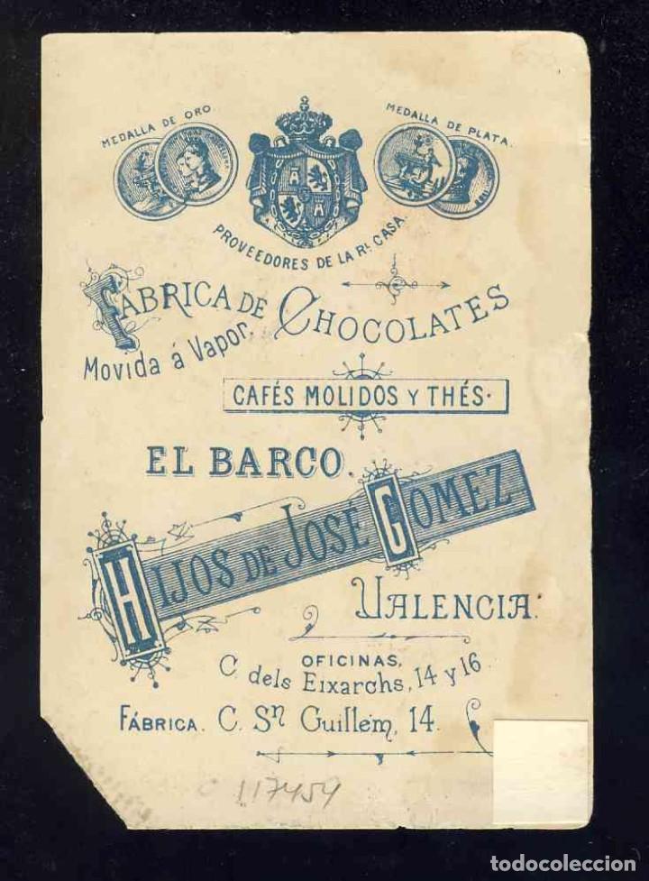 Barajas de cartas: Baraja de Chocolates El Barco, grande: 2 de Bastos - Foto 2 - 184828932
