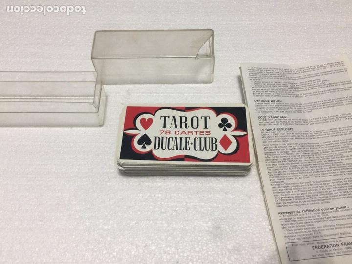 Barajas de cartas: Baraja de Tarot francesa. Completa. Muy antigua - Foto 2 - 185158003