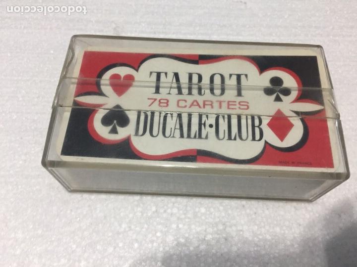 BARAJA DE TAROT FRANCESA. COMPLETA. MUY ANTIGUA (Juguetes y Juegos - Cartas y Naipes - Barajas Tarot)