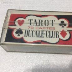 Barajas de cartas: BARAJA DE TAROT FRANCESA. COMPLETA. MUY ANTIGUA. Lote 185158003