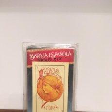 Barajas de cartas: HERACLIO FOURNIER - BARAJA ESPAÑOLA SIGLO XIX. Lote 185324387