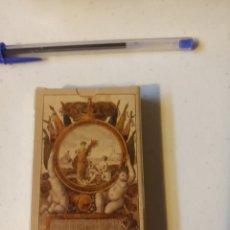 Barajas de cartas: BARAJA DE LOS CUATRO CONTINENTES,ESPAÑA S.XIX. Lote 185711160