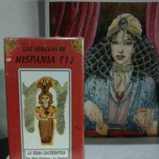 Barajas de cartas: TARTESSOS HISPANIA. MUY DIFÍCIL. TAROT. FOURNIER.. Lote 185920005