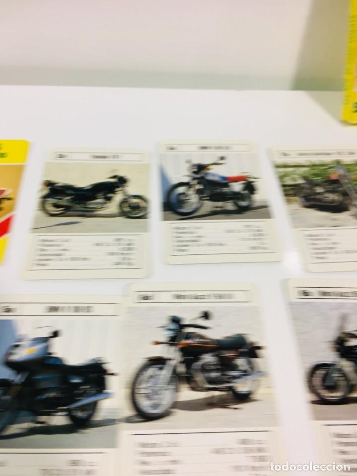 Barajas de cartas: Juego antiguo de cartas Motos Supermotos de heraclio, baraja infantil, baraja - Foto 17 - 185935335