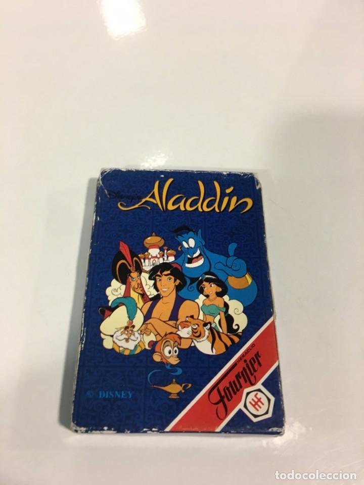 JUEGO ANTIGUO DE CARTAS ALADDIN, ALADIN, BARAJA, ALADINO DE HERACLIO BARAJA INFANTIL (Juguetes y Juegos - Cartas y Naipes - Barajas Infantiles)