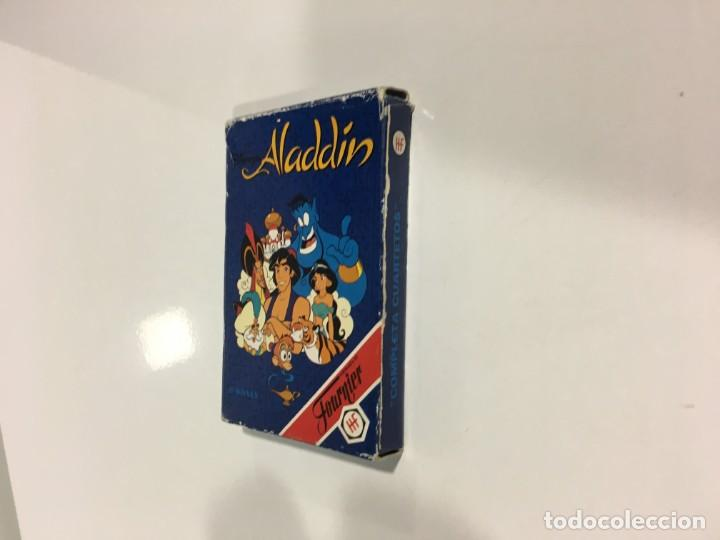 Barajas de cartas: Juego antiguo de cartas Aladdin, aladin, baraja, aladino de heraclio baraja infantil - Foto 3 - 185935740