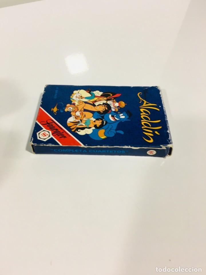 Barajas de cartas: Juego antiguo de cartas Aladdin, aladin, baraja, aladino de heraclio baraja infantil - Foto 4 - 185935740
