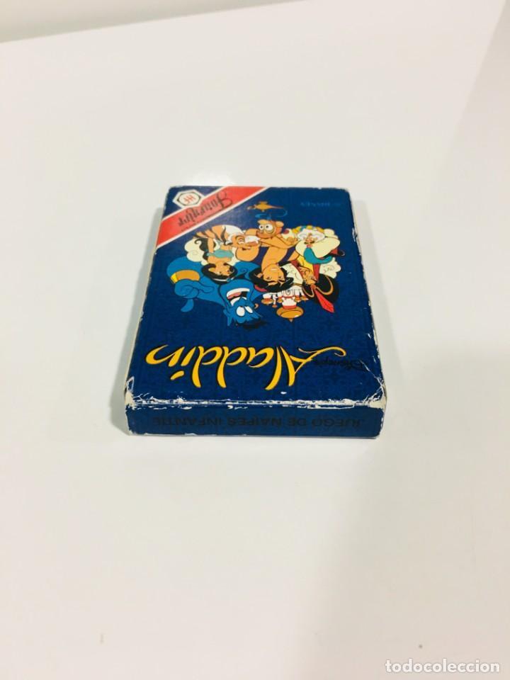 Barajas de cartas: Juego antiguo de cartas Aladdin, aladin, baraja, aladino de heraclio baraja infantil - Foto 6 - 185935740