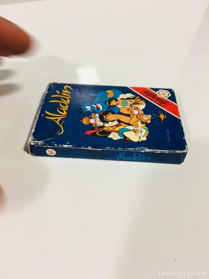 Barajas de cartas: Juego antiguo de cartas Aladdin, aladin, baraja, aladino de heraclio baraja infantil - Foto 7 - 185935740