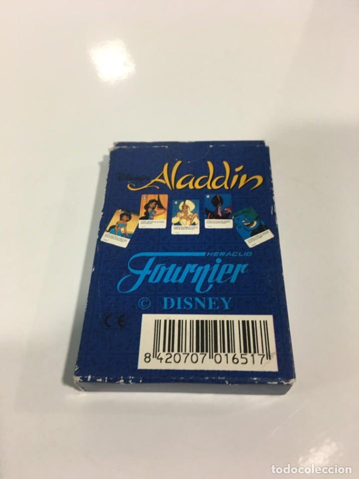 Barajas de cartas: Juego antiguo de cartas Aladdin, aladin, baraja, aladino de heraclio baraja infantil - Foto 8 - 185935740