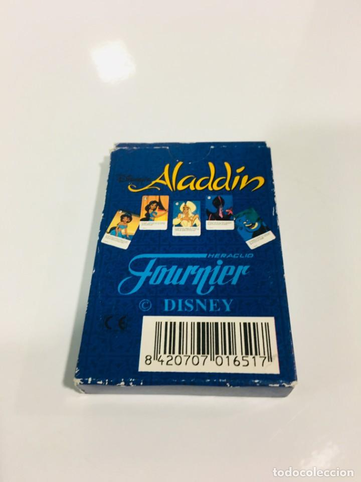 Barajas de cartas: Juego antiguo de cartas Aladdin, aladin, baraja, aladino de heraclio baraja infantil - Foto 9 - 185935740