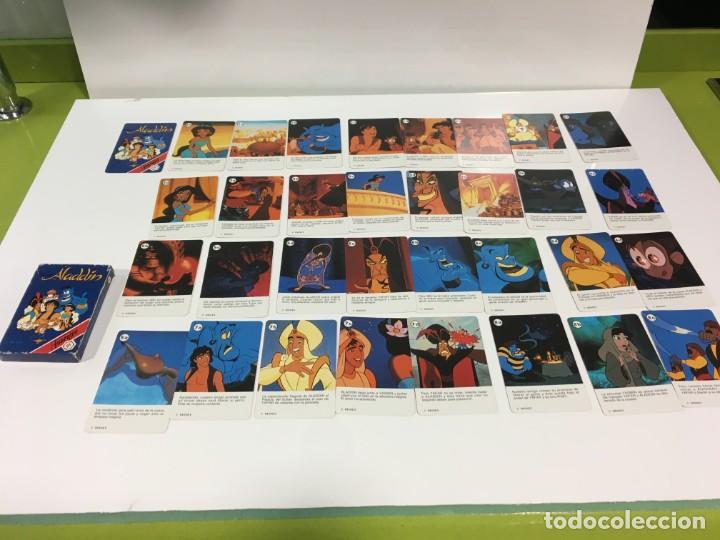 Barajas de cartas: Juego antiguo de cartas Aladdin, aladin, baraja, aladino de heraclio baraja infantil - Foto 10 - 185935740