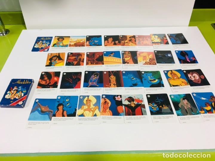 Barajas de cartas: Juego antiguo de cartas Aladdin, aladin, baraja, aladino de heraclio baraja infantil - Foto 11 - 185935740