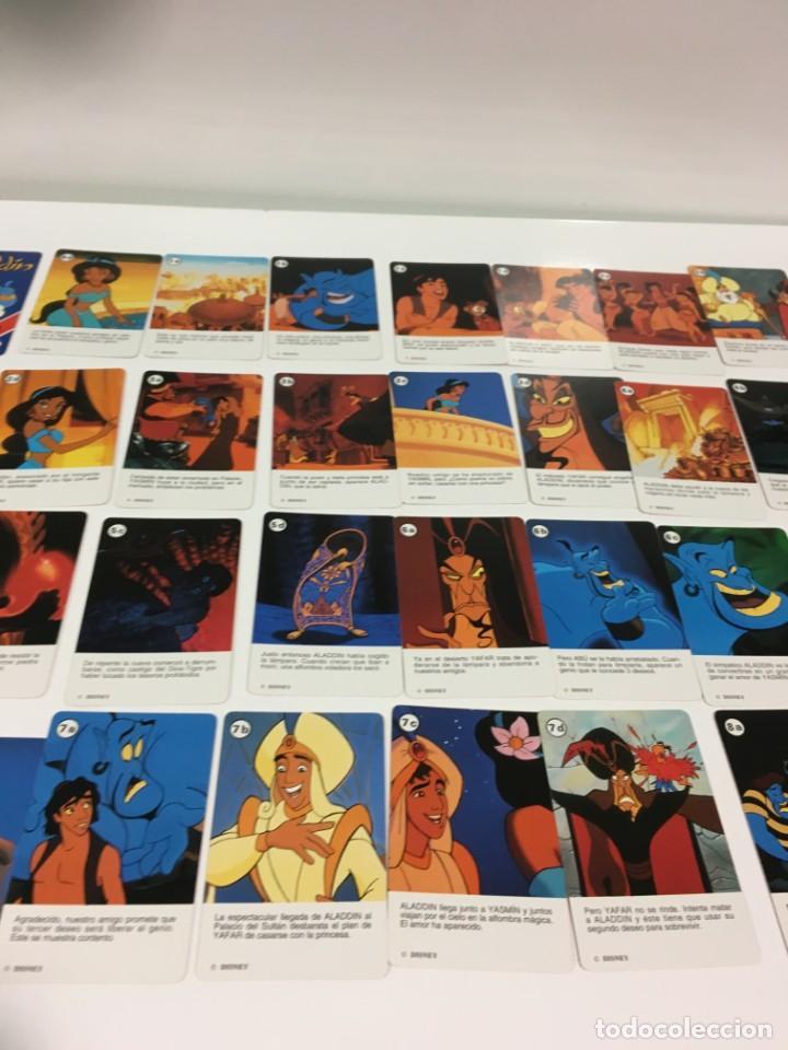 Barajas de cartas: Juego antiguo de cartas Aladdin, aladin, baraja, aladino de heraclio baraja infantil - Foto 14 - 185935740