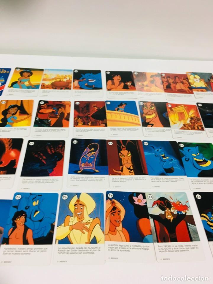 Barajas de cartas: Juego antiguo de cartas Aladdin, aladin, baraja, aladino de heraclio baraja infantil - Foto 15 - 185935740