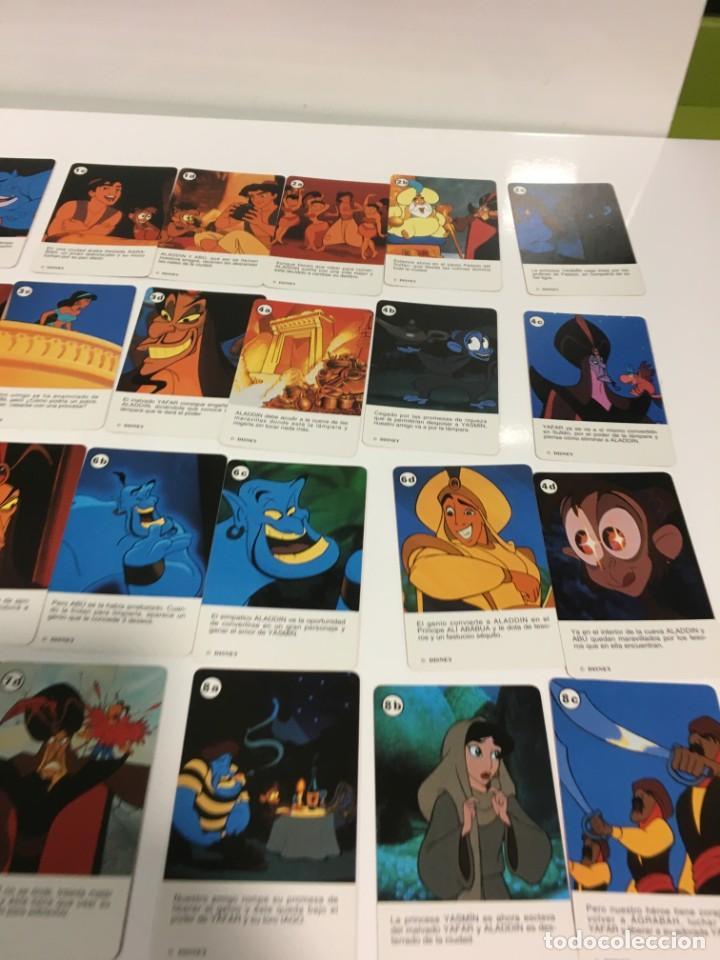 Barajas de cartas: Juego antiguo de cartas Aladdin, aladin, baraja, aladino de heraclio baraja infantil - Foto 16 - 185935740