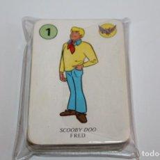 Jeux de cartes: BARAJA DE CARTAS - EL JUEGO DEL ATAQUE ( LOS HEROES DE LA TELE) EDICIONES RECREATIVAS. Lote 185963766