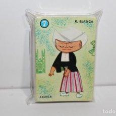 Mazzi di carte: BARAJA DE CARTAS EL JUEGO DE LAS RAZAS - EDICIONES RECREATIVAS . Lote 185997225