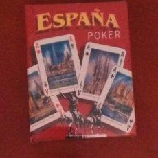 Barajas de cartas: BARAJA ESPAÑA NAIPES COMAS PRECINTADA. Lote 186081897