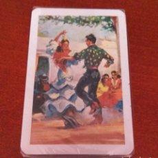 Barajas de cartas: BARAJA NAIPES COMAS PRECINTADA FOLCLORE FLAMENCO. Lote 186082443