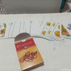Barajas de cartas: FARIAS BARAJA. Lote 186155475