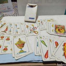 Barajas de cartas: FIAT BARAJA FOURNIER. Lote 186163383