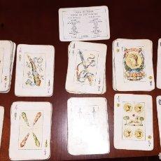 Barajas de cartas: BARAJA DE CARTAS NAIPES COMAS, COMO LAS FOTOS. Lote 186183937
