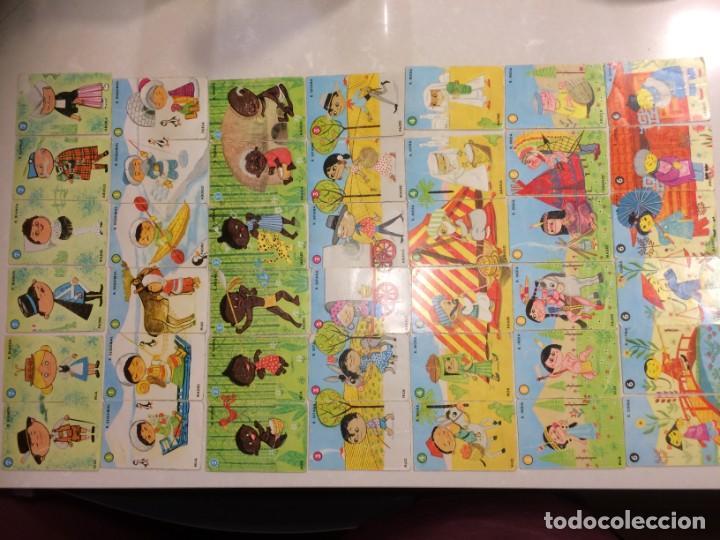 BARAJA EL JUEGO DE LAS RAZAS - EDITORIAL ZARAGOZANO (Juguetes y Juegos - Cartas y Naipes - Barajas Infantiles)
