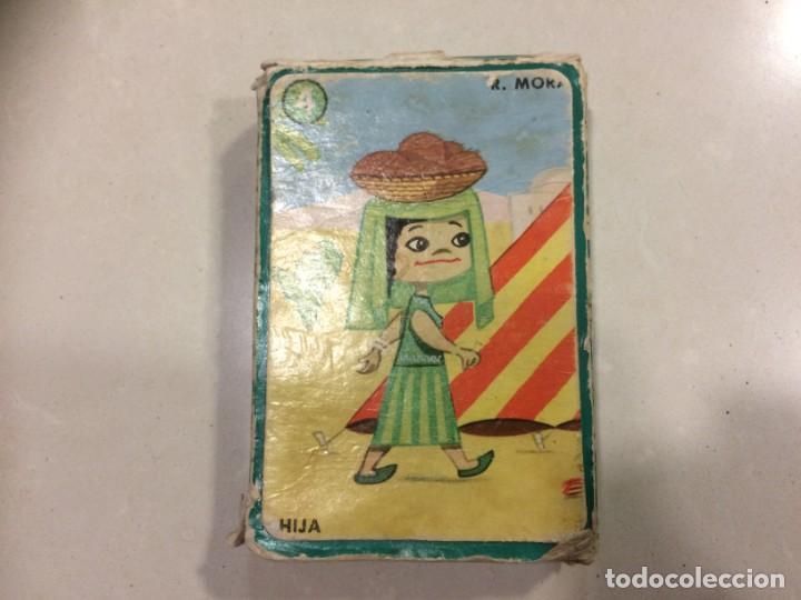 Barajas de cartas: BARAJA EL JUEGO DE LAS RAZAS - EDITORIAL ZARAGOZANO - Foto 6 - 186319732