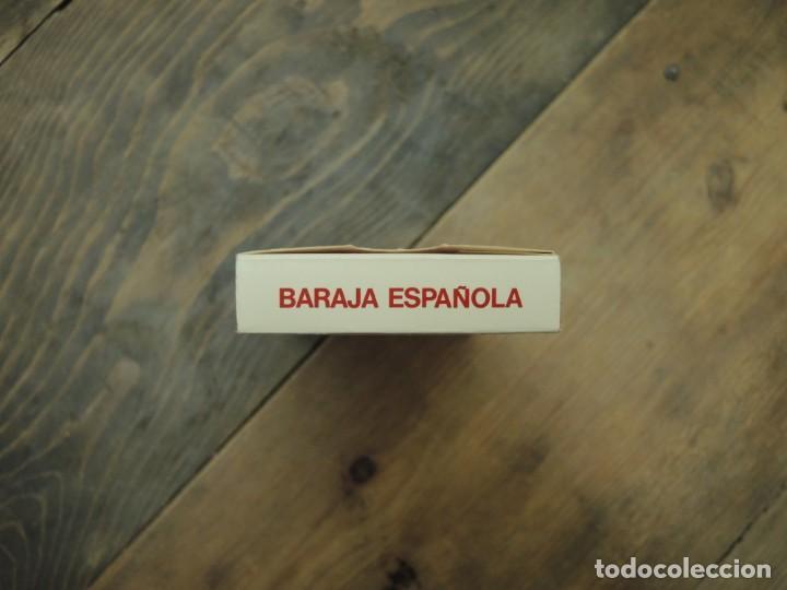 Barajas de cartas: BARAJA DE CARTAS ESPAÑOLA (50 NAIPES), HERACLIO FOURNIER, CERVEZAS EL ÁGUILA, DÉCADA 1990 - Foto 8 - 186346228