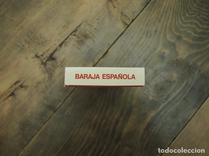 Barajas de cartas: BARAJA DE CARTAS ESPAÑOLA (50 NAIPES), HERACLIO FOURNIER, CERVEZAS EL ÁGUILA, DÉCADA 1990 - Foto 10 - 186346228