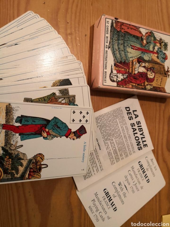 Barajas de cartas: La sibylle des salons tarot - Foto 2 - 186418892