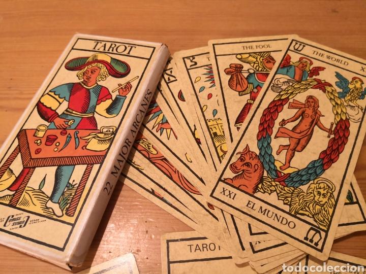 CARTAS TAROT ARKANO (Juguetes y Juegos - Cartas y Naipes - Barajas Tarot)