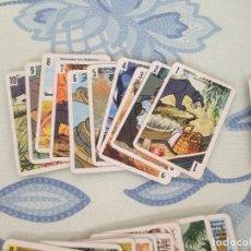 Barajas de cartas: BARAJAS CARTAS FOURNIER EL LIBRO DE LA SELVA . Lote 187297598