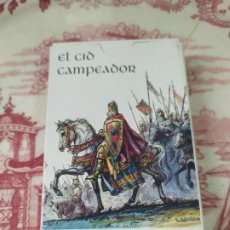 Barajas de cartas: BARAJA FOURNIER EL CID CAMPEADOR DE 1999. Lote 187418135
