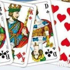 Barajas de cartas: LOTE BARAJA DE POKER - FIGURAS DE ALEMANIA - GERMAN POKER PLAYING CARDS. Lote 187445518