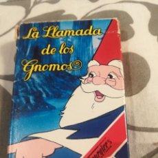 Barajas de cartas: BARAJA DE FOURNIER, LA LLAMADA DE LOS GNOMOS. Lote 187523920