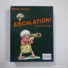 Barajas de cartas: ESCALATION. THE SUBURBAN WARS - 2007 . Lote 187537326