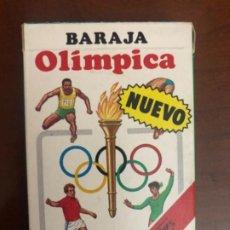 Barajas de cartas: BARAJA OLÍMPICA . Lote 187542006