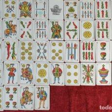 Barajas de cartas: JUEGO DE 49 CARTAS. BARAJA CLÁSICA ESPAÑOLA. HERACLIO FOURNIER Nº 5. 1962.. Lote 187563032