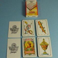 Barajas de cartas: REIG. BARAJA 50 CARTAS. HERACLIO FOURNIER. Lote 188421447