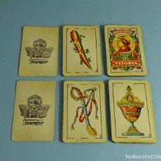 Barajas de cartas: PARTAGAS. BARAJA 50 CARTAS. HERACLIO FOURNIER. Lote 188421758