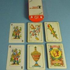 Barajas de cartas: BARAJA ESPAÑOLA. TERUEL AL NATURAL. COMAS Nº 7. Lote 188424933