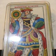 Barajas de cartas: FOURNIER, RARA PRESENTACION, PRECINTADA Y EN CAJA. Lote 188464212
