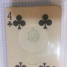 Barajas de cartas: FOURNIER, PRECINTADA. Lote 188532753