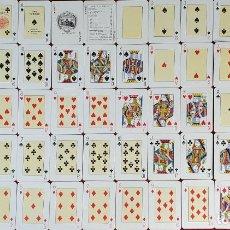 Barajas de cartas: JUEGO DE 56 CARTAS. BARAJA TURISMO 202. HIJOS DE FOURNIER. CIRCA 1960. . Lote 188545341