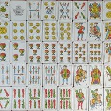 Barajas de cartas: JUEGO DE CARTAS. BARAJA ESPAÑOLA. HERACLIO FOURNIER NUMERO 5.1962. . Lote 188546780